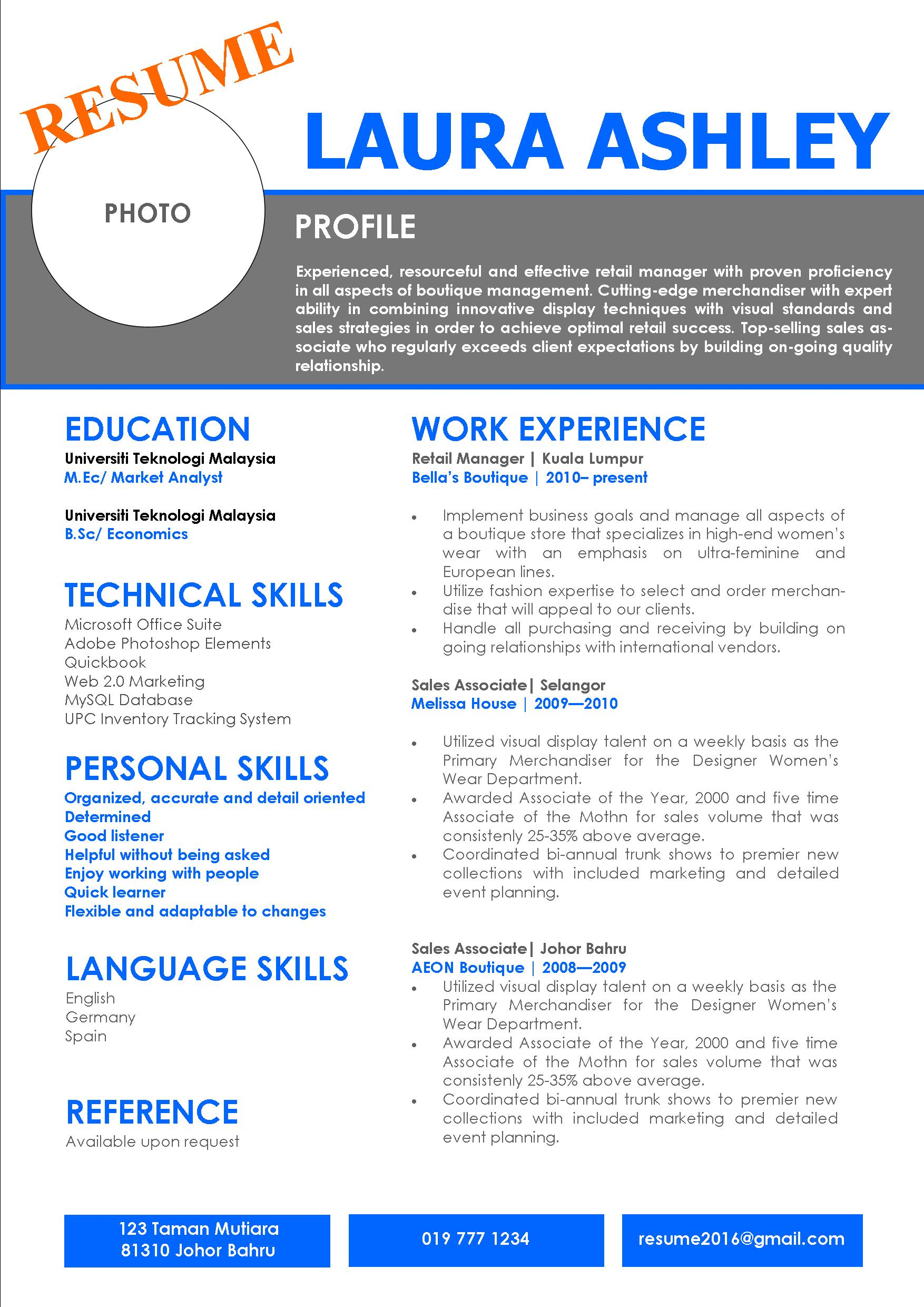 Awesome Resume Toolkit Utm Gallery - Example Resume and Template ...